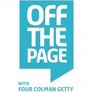 Off The Page logo