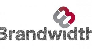Brandwidth's rather groovy logo.