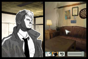 Harrison was a fan of the mighty Hotel Dusk