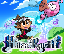 The HarmoKnight logo