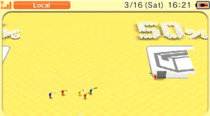 The Pikmin 3DS System Transfer animation is awesome. But its not something every 3DS owner gets to see...