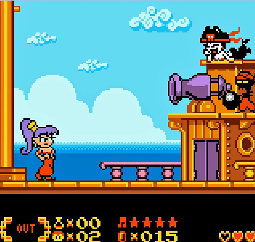 Shantae Game Boy
