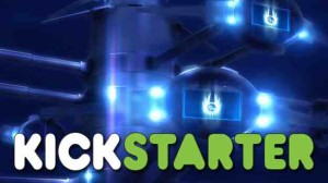 Like all decent new gaming projects of recent times ; the Chaos Hour have jumped on the Kickstarter bandwagon!