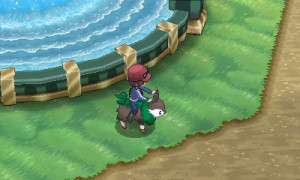 There was plenty to do in the Pokémon X/Y demo...
