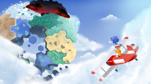 Sonic Lost World is the much-anticipated new Sonic game to be hitting the 3DS shortly...
