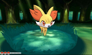 Its a general consensus that Pokémon X/Y has amazing graphics...