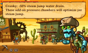 Water has many uses in this game...