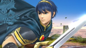 Marth SSB 3DS
