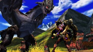 Bigger and better = Monster Hunter 4