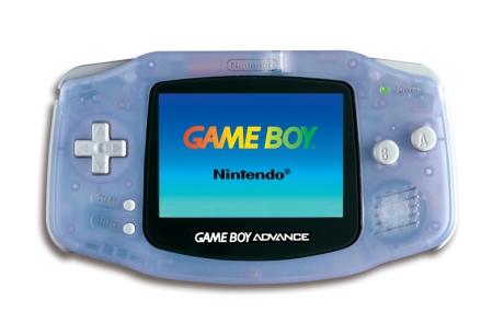 GBA console