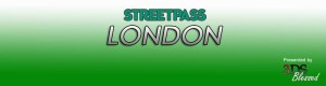 The StreetPass London logo