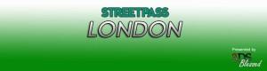 The StreetPass London logo
