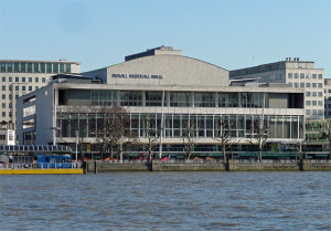 The Royal Festival Hall : location for the first StreetPass London meet