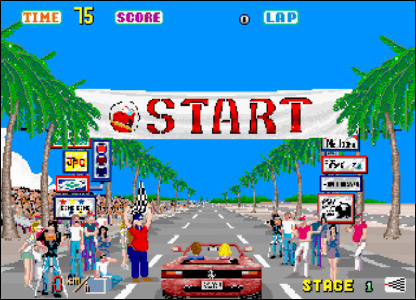 outrun screenshot