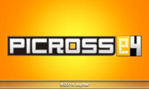 picross e4 title screen