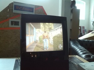 Shenmué : one of the many games available to play at the REZtron event