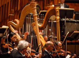 Music was provided by the likes of the London Symphony Orchestra and Spark, among others...
