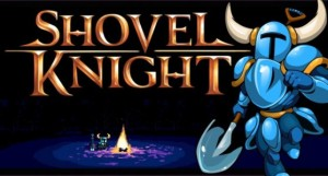 The Shovel Knight logo