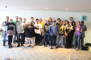 The StreetPassUK crew.