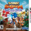 Boxart for Sonic Boom: Shattered Crystal