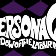Persona Q's grrovy, Austin Powers-esque logo...