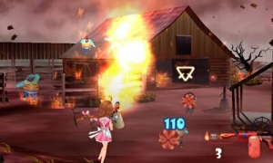 Pretty massacre is pretty. And won't damage your eShop balance much...