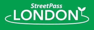 The lovely new StreetPass London logo (with help from a certain Nintendo Community Manager...)