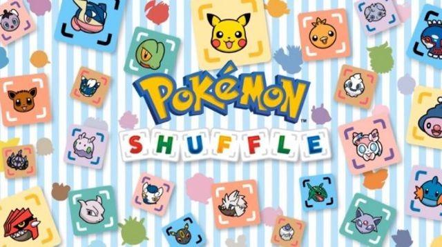 pokemon shuffle logo