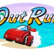 The Out Run 3D logo