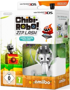 You can buy this title boxed with the Chibi Robo Amiibo or seperately