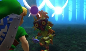 Legend of Zelda : Majora's Mask proved to be one of the 3DS library's most disturbing masterpieces