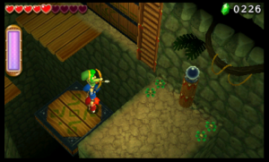 Co-op shenanigans in Legend of Zelda : Tri Force Heroes