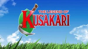 Legend of Kusakari Logo